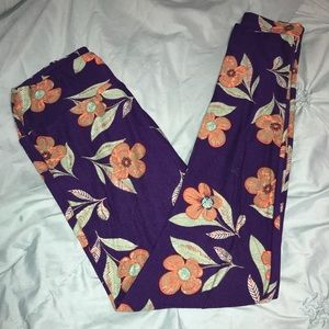 LuLaRoe OS leggings, Lot of 3